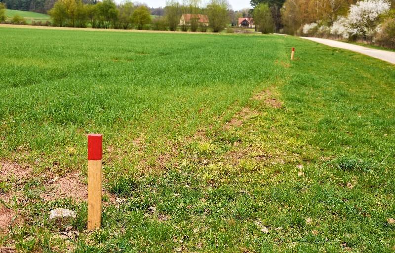 La délimitation du terrain dans l'Hérault | Melia Terrassement
