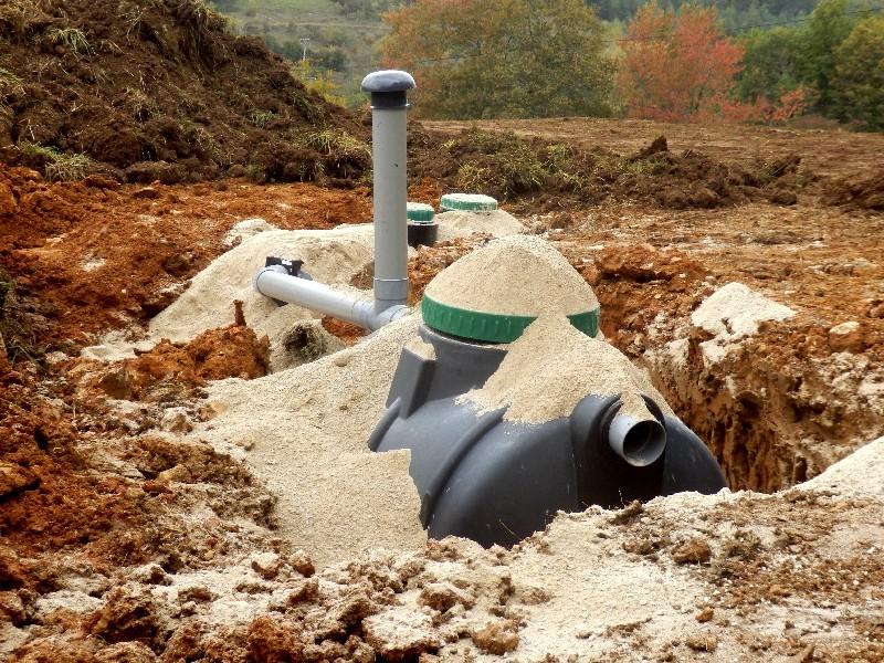fosses septiques dans l'Hérault | Melia Terrassement