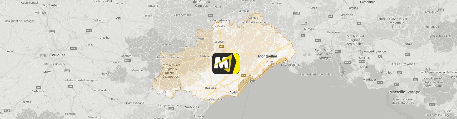 Faites remblayer vos espaces par des experts dans l'Hérault | Melia Terrassement