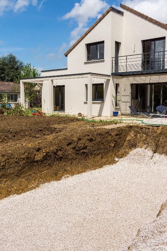 terrassement terrain pour piscine dans l'Hérault | Melia Terrassement