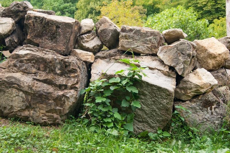 enrochement de talus dans l'Hérault | Melia Terrassement