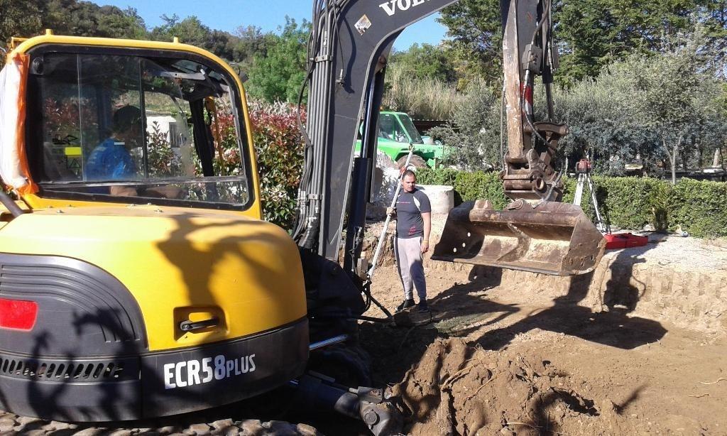spécialistes du terrassement dans l'Hérault 34 | Melia Terrassement