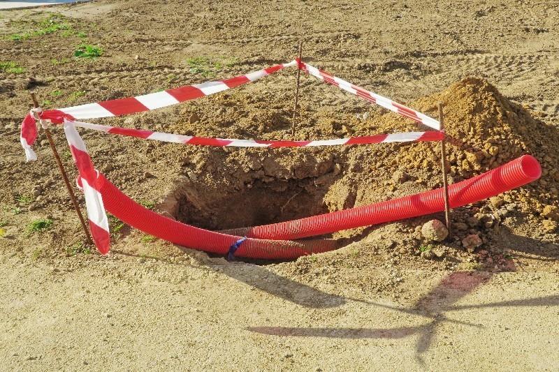 réalisation viabilisation terrain dans l'Hérault | Melia Terrassement